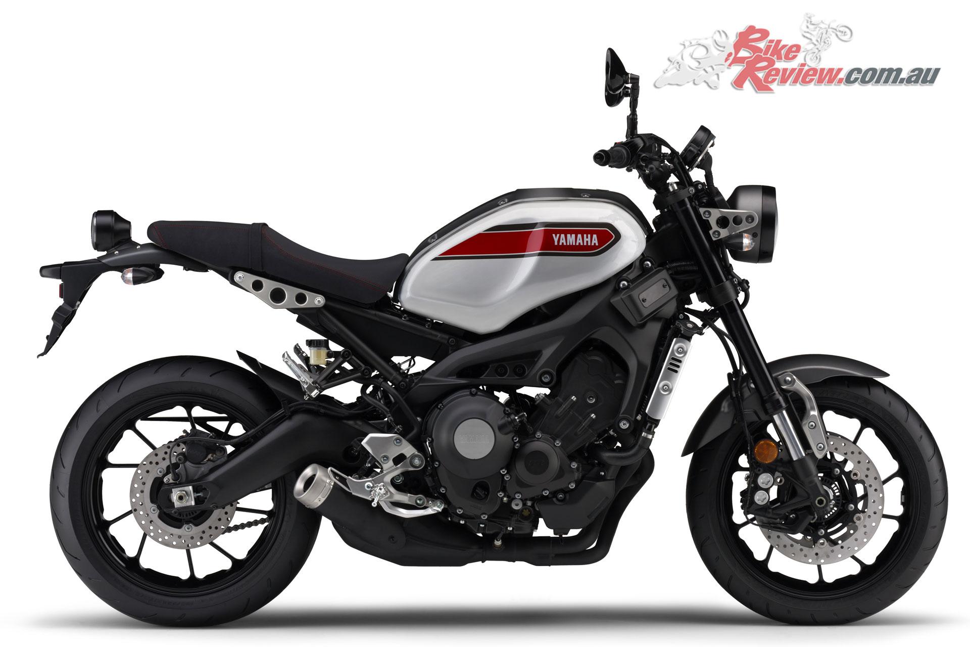 2019 Yamaha XSR900 - Garage Metal