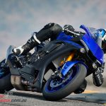 New colours arrive for 2019 Yamaha YZF-R1