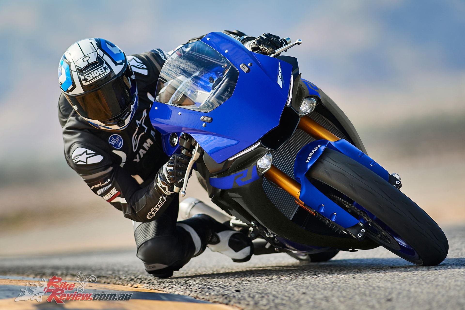 2019 Yamaha YZF-R1 in Yamaha Blue
