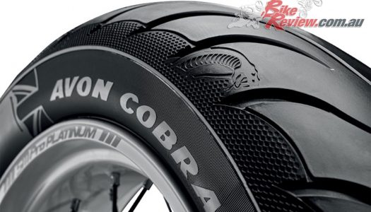 New Product: Avon Cobra Chrome tyre range