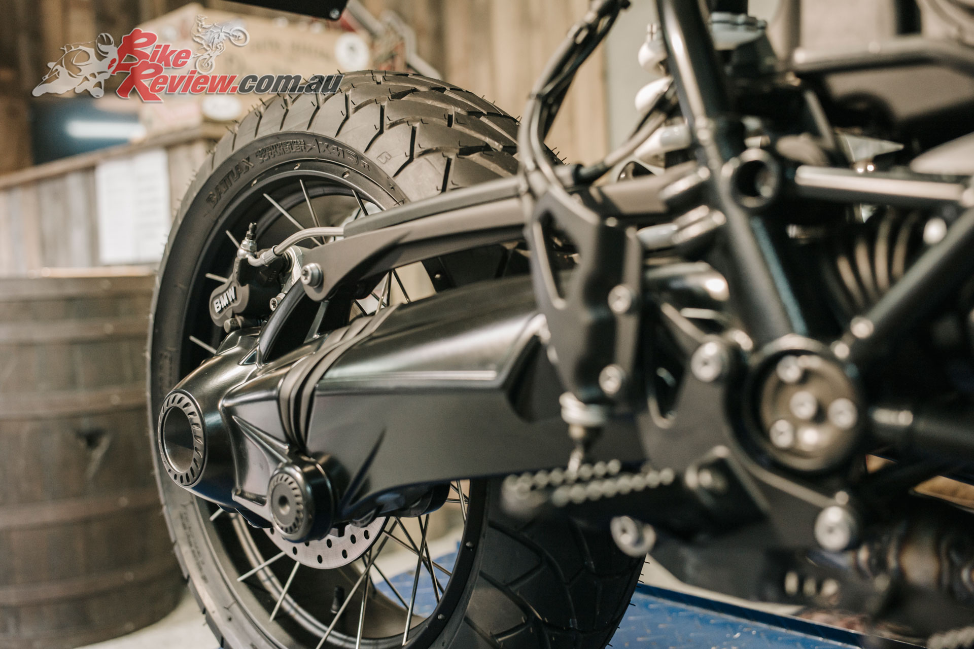 Bridgestone Battlax Adventurecross Scrambler AX41S tyres
