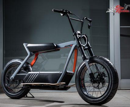 Harley-Davidson Lightweight Electric Concepts