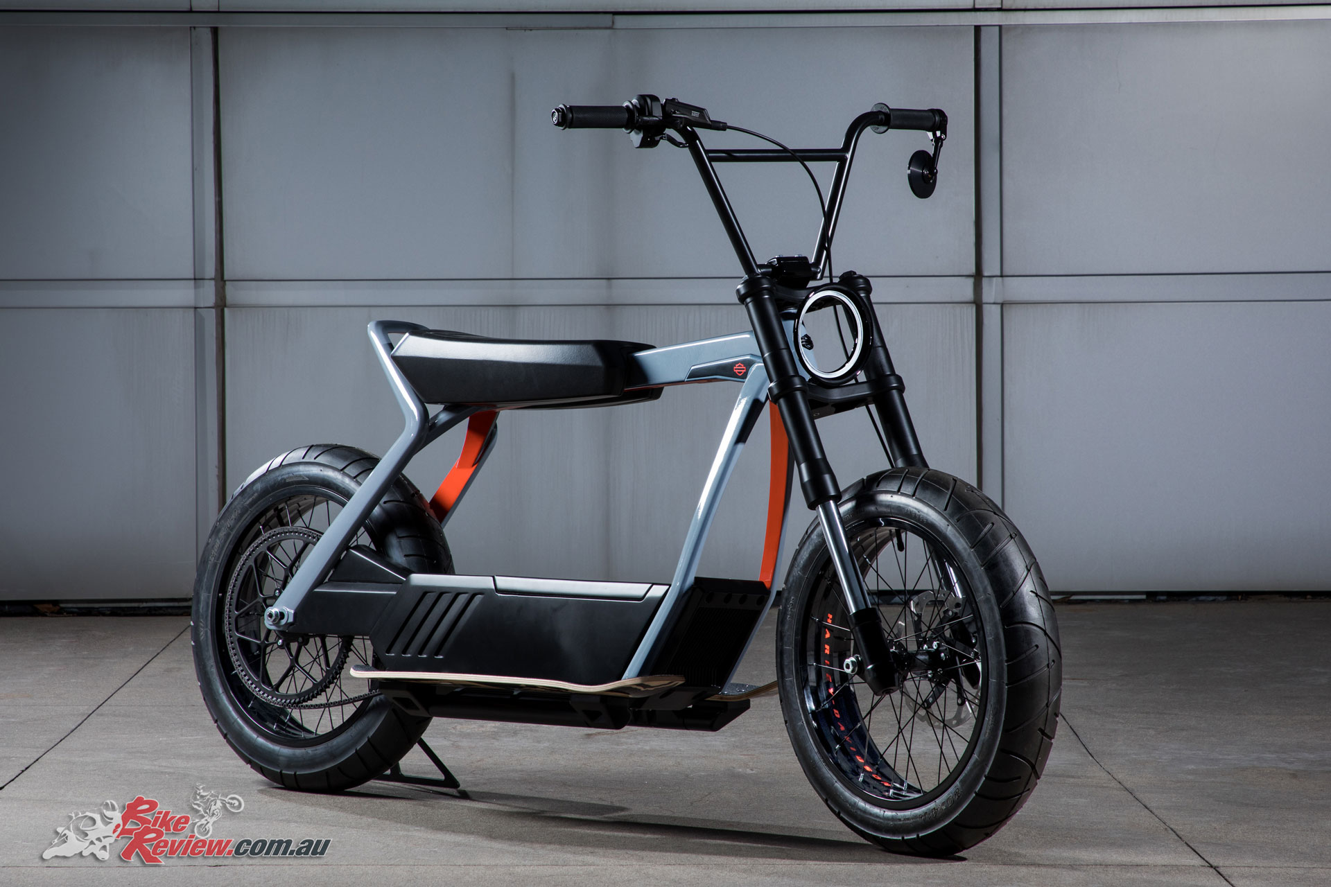 Harley-Davidson Lightweight Electric Concepts