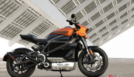 New Model: Harley-Davidson Livewire – More details