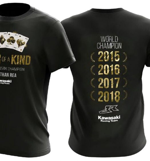 Rea KRT Superbike Champion T-Shirt