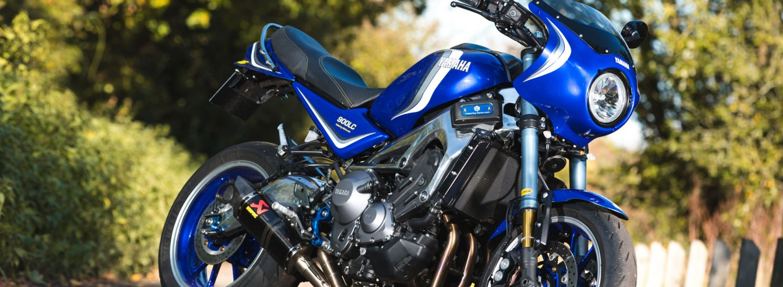 Moto Velocity '900LC' Yamaha XSR900