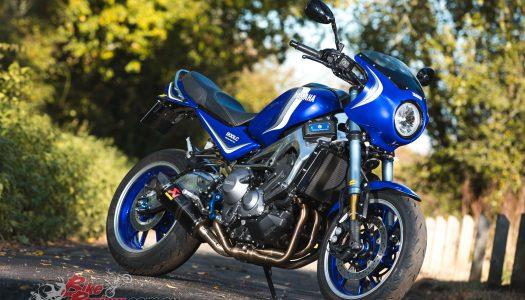 """Custom: Velocity Moto XSR900 """"900LC"""""""