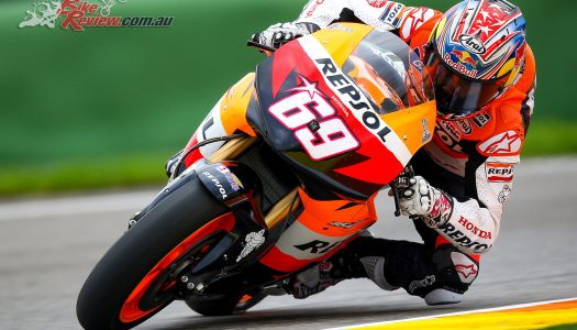 Number 69 to be retired at COTA MotoGP