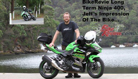 Long Term: Kawasaki Ninja 400 – Update