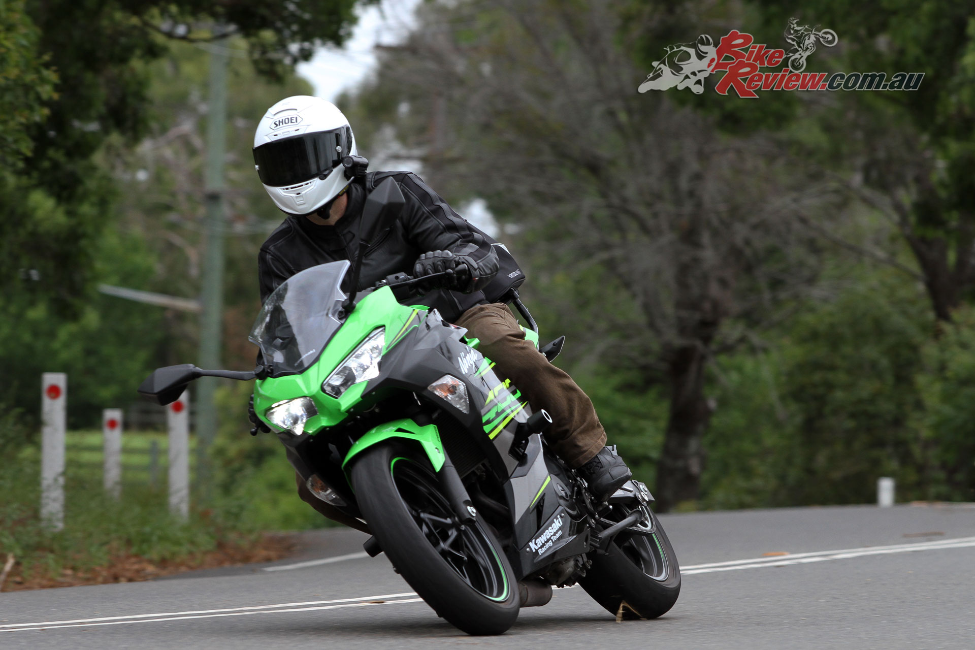 Jeff also recently spent a few weeks on the Project Ninja 400, check out his video review post!
