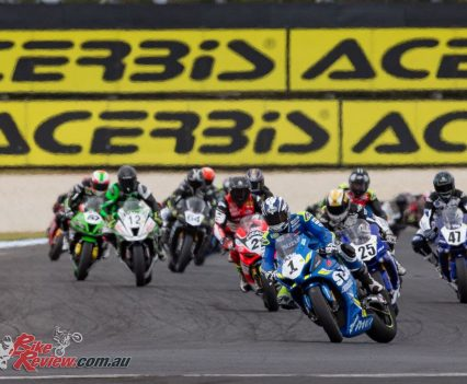 ASBK in 2019 will be aired on TV and available to watch online - Image by TBG