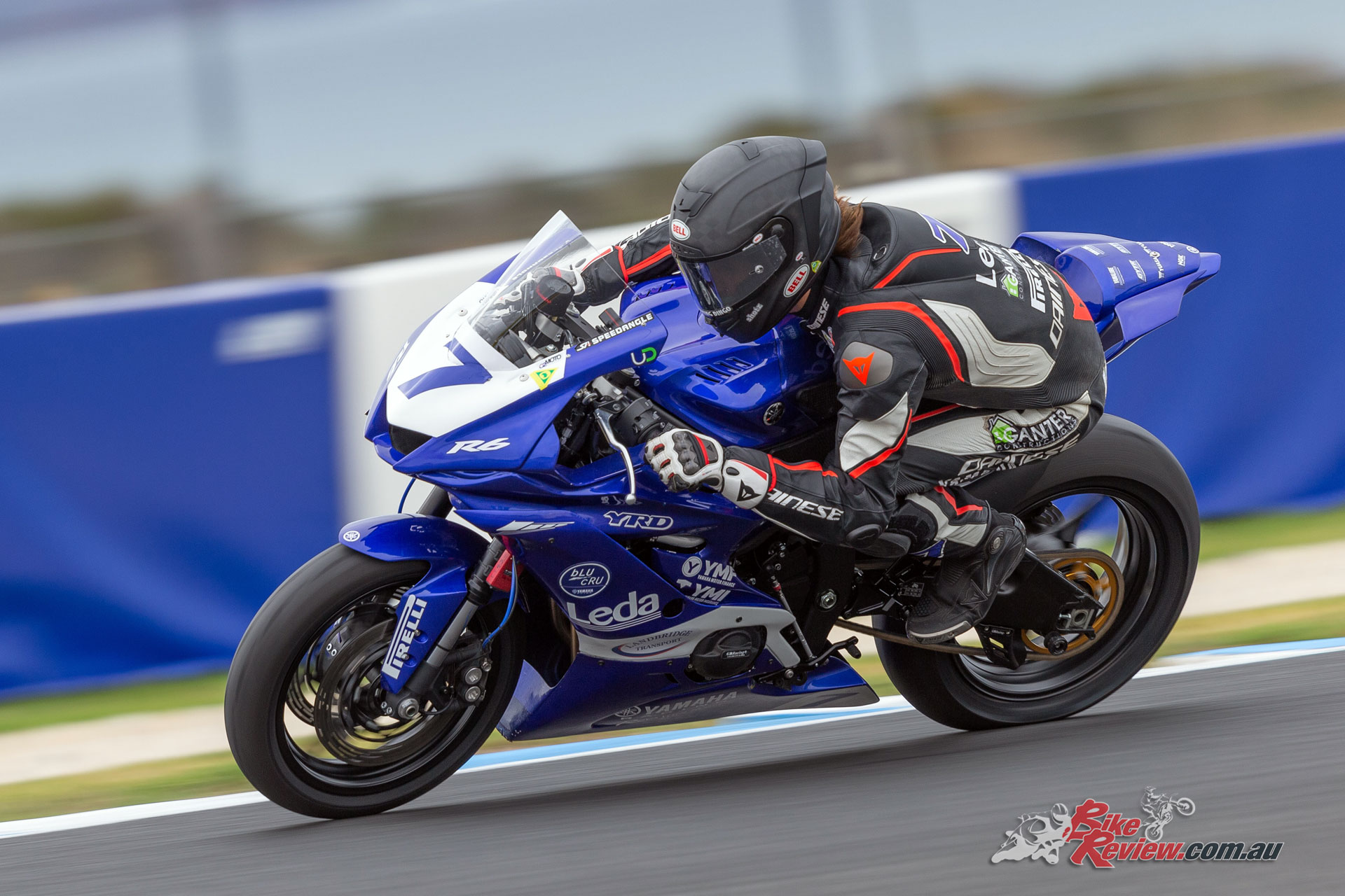 Nic Liminton - 2019 ASBK Round 1 - Phillip Island - Friday - Image by TBG Sport