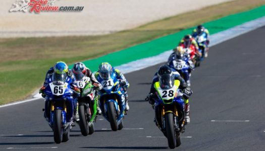 ASBK Round 1 highlights to air on SBS on Sunday