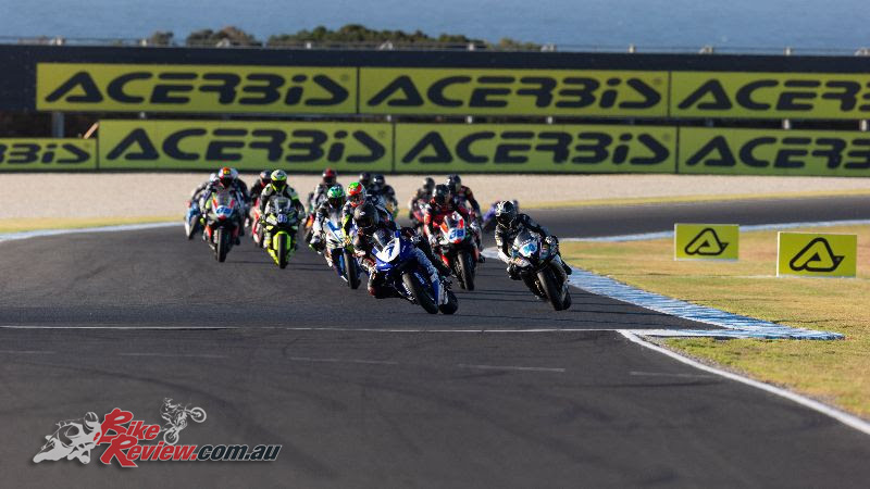 2019 ASBK - Round 1 Phillip Island, Supersport Race 3