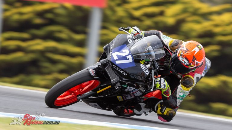 Kawasaki Australia takes ASBK Supersport Naming Rights