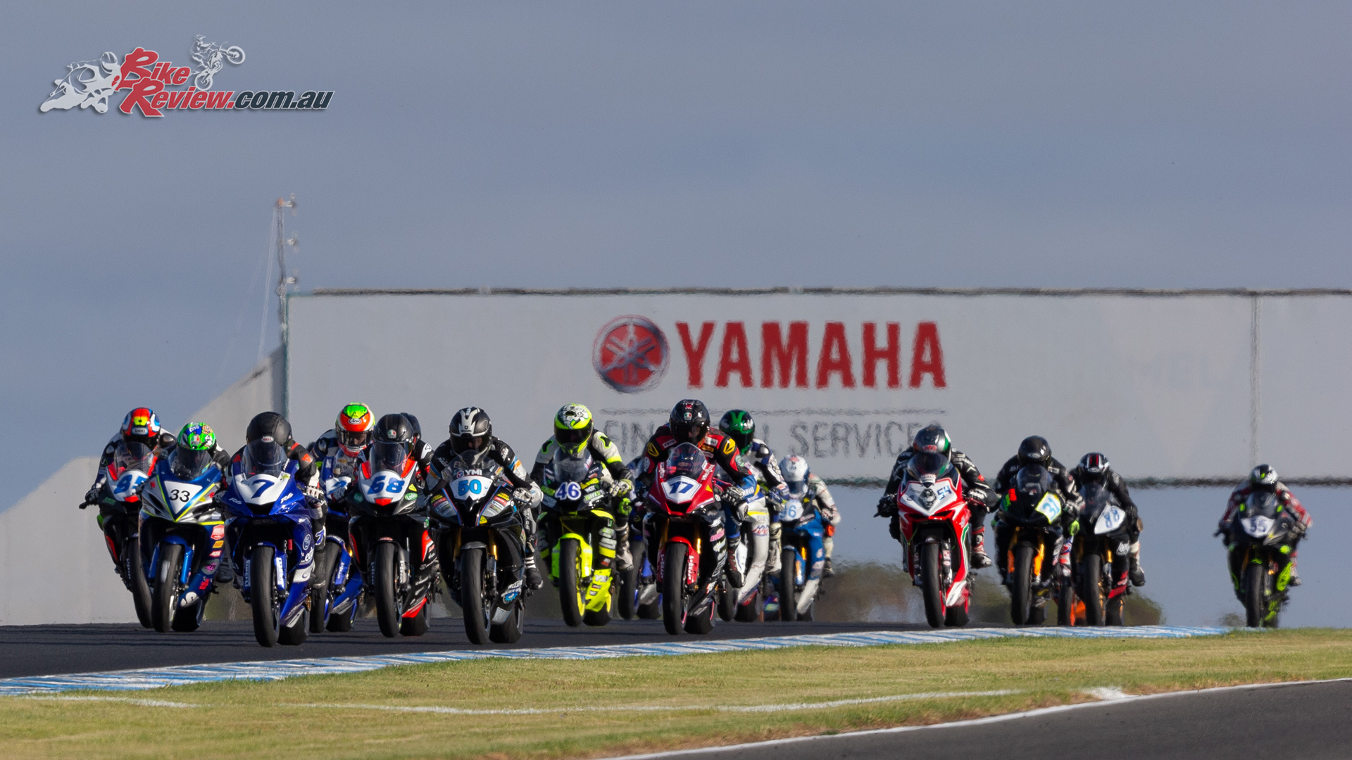 Tom Toparis dominated ASBK Supersport Races 1 & 2 - Images by TBG Sport