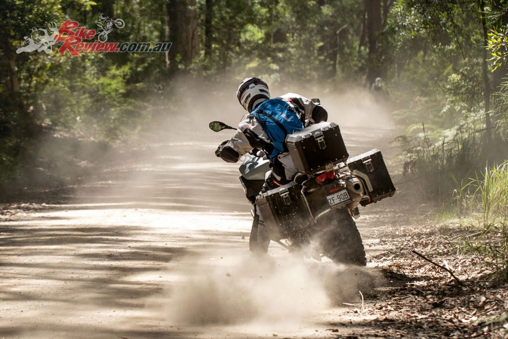 Testing the Sidi Adventure 2 Gore-Tex Boots at the 2019 BMW R 850 GS Adventure launch