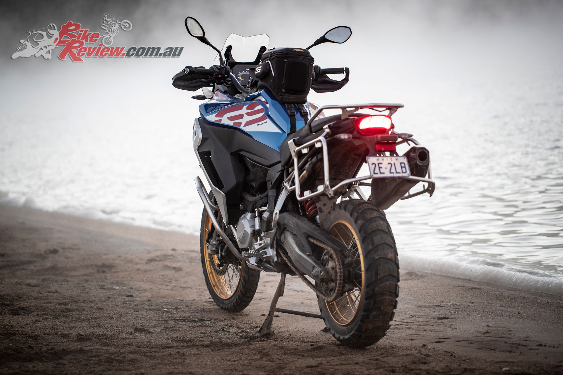 Review 2019 Bmw F 850 Gs Adventure Bike Review