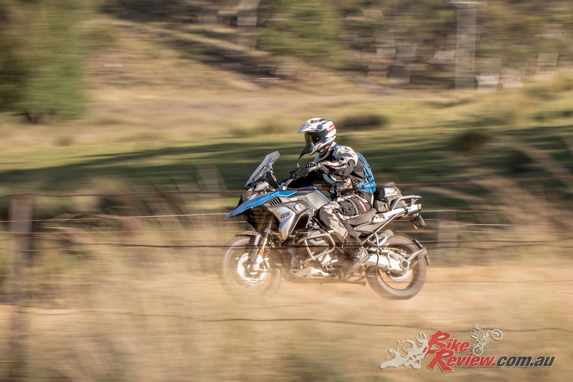 Testing the Sidi Adventure 2 Gore-Tex Boots at the 2019 BMW R 1250 GS launch