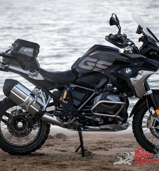 2019 BMW R 1250 GS & R 1250 GS Adventure Review