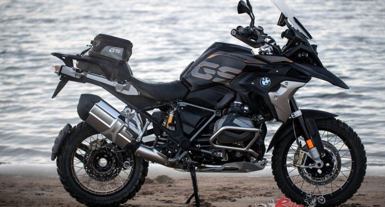 2019 BMW R 1250 GS & R 1250 GS Adventure Review