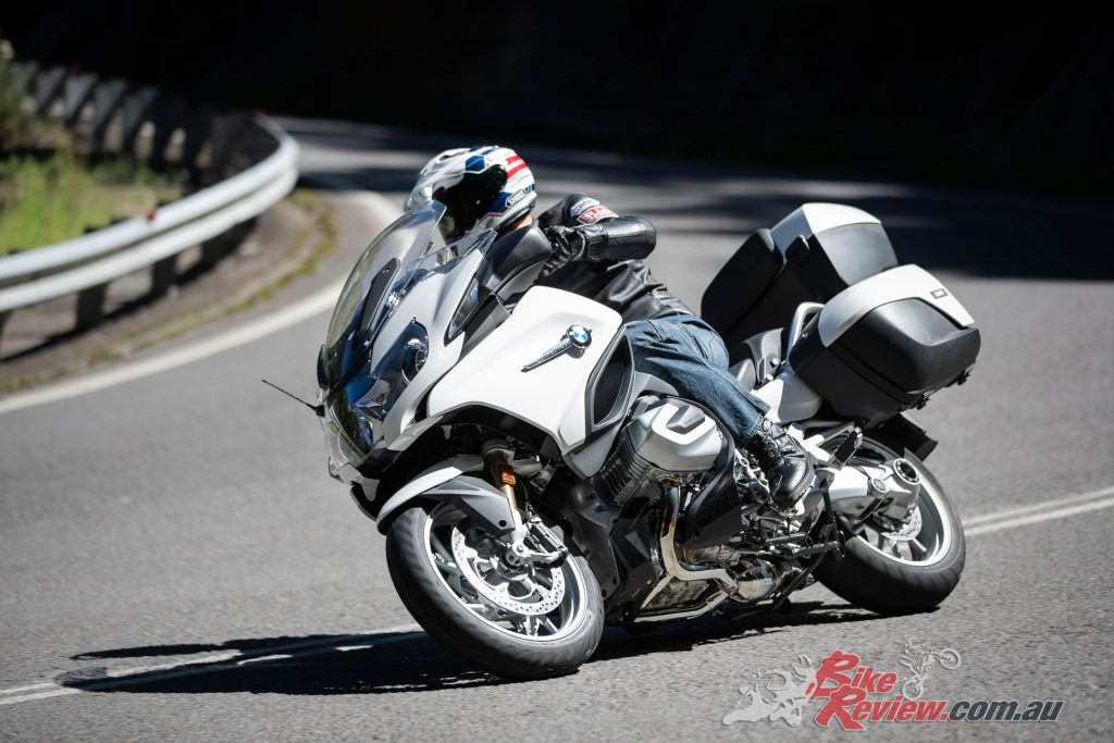 2019 BMW R 1250 RT - Australian Launch