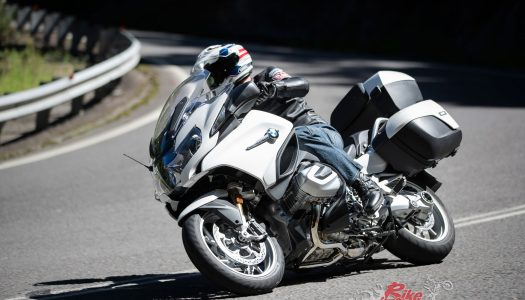 Review: 2019 BMW R 1250 RT