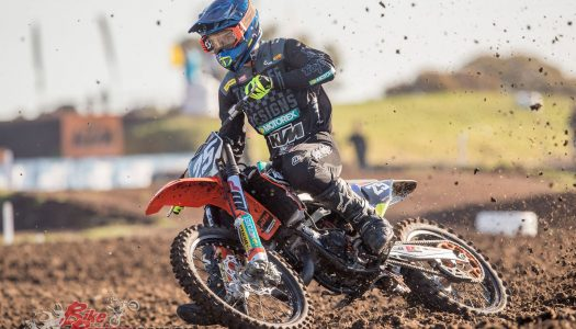 2019 KTM Junior Motocross Racing Team announced