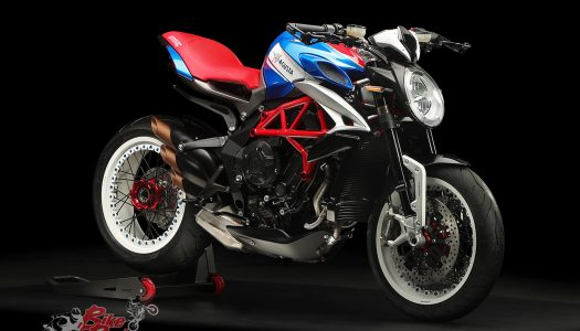 2019 MV Agusta Dragster 800 RR America arrives