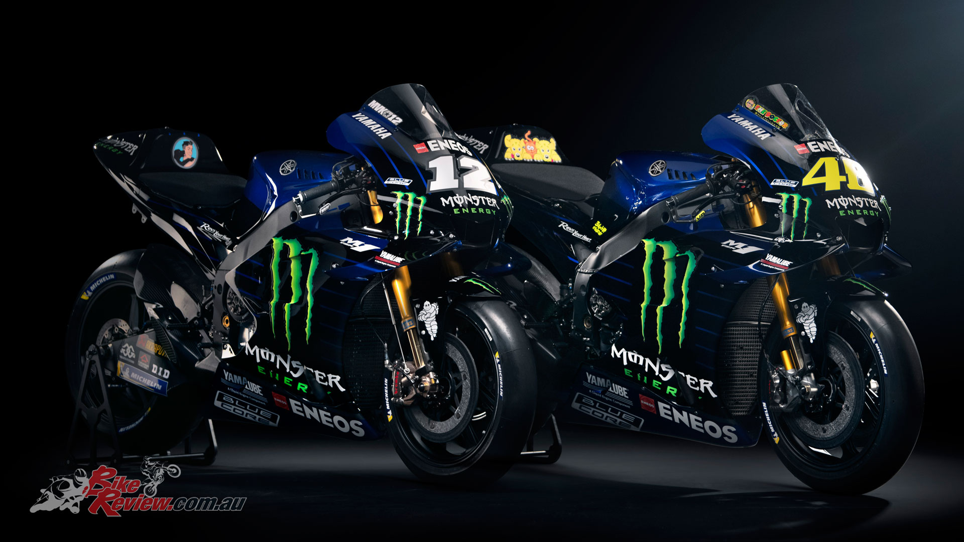 2019 Monster Energy Yamaha MotoGP Team