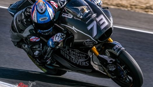 Marquez, Binder, Navarro top Moto2 Jerez Test Day 2