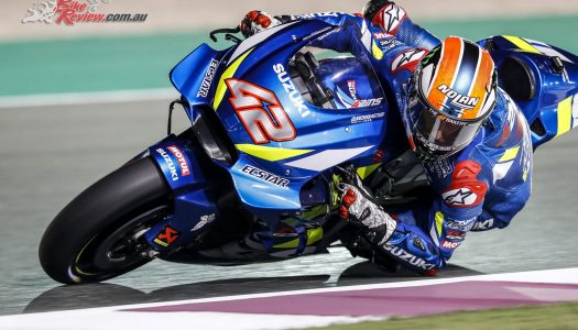 Rins tops Qatar MotoGP Test Day 2 – Miller 12th