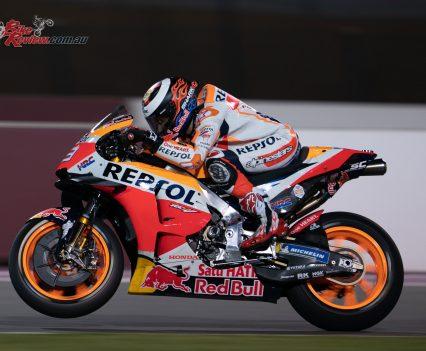Jorge Lorenzo - 2019 MotoGP Qatar Test Day 1