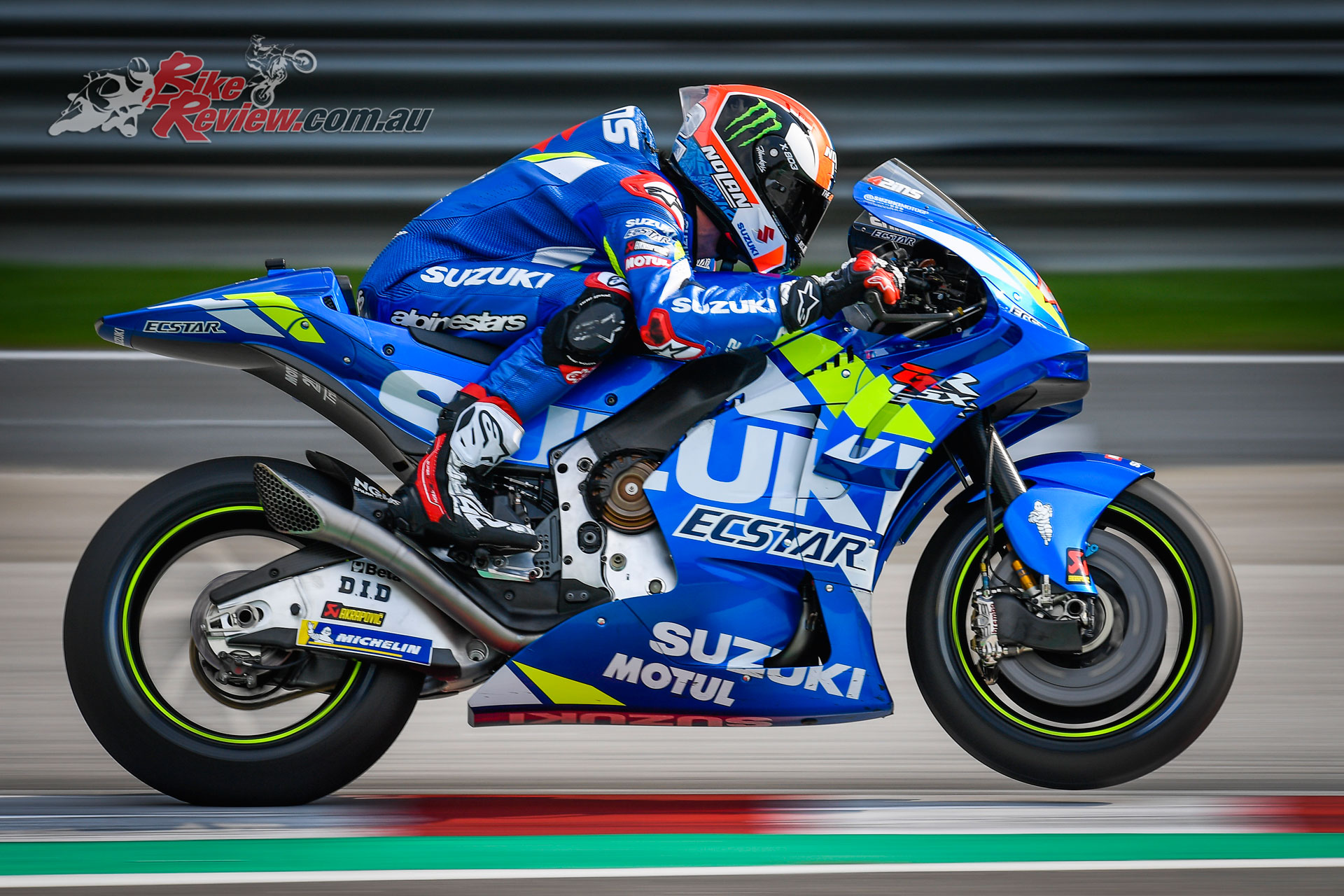 Alex Rins - Sepang MotoGP Test Day 1