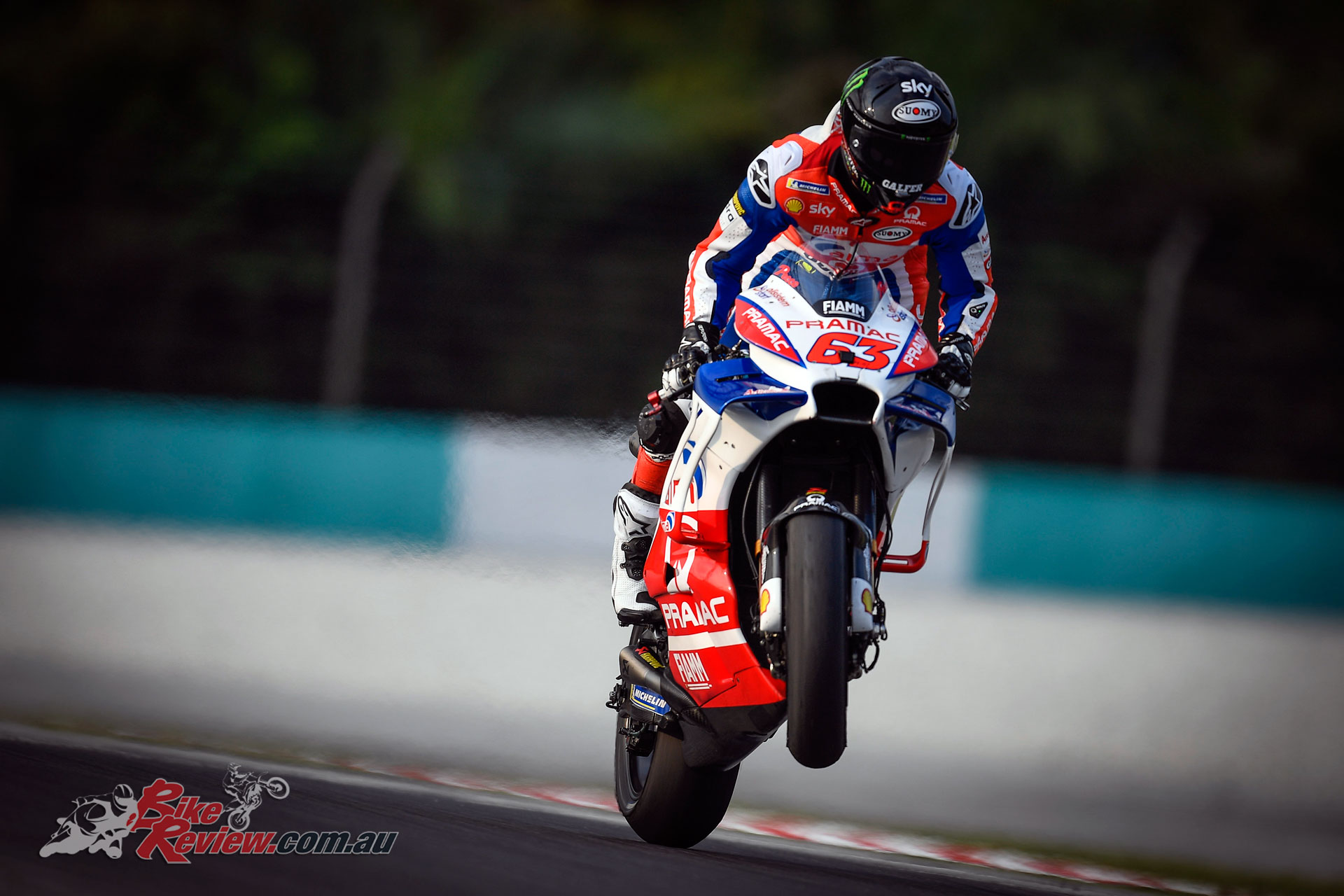 Francesco Bagnaia - Sepang MotoGP Test Day 1