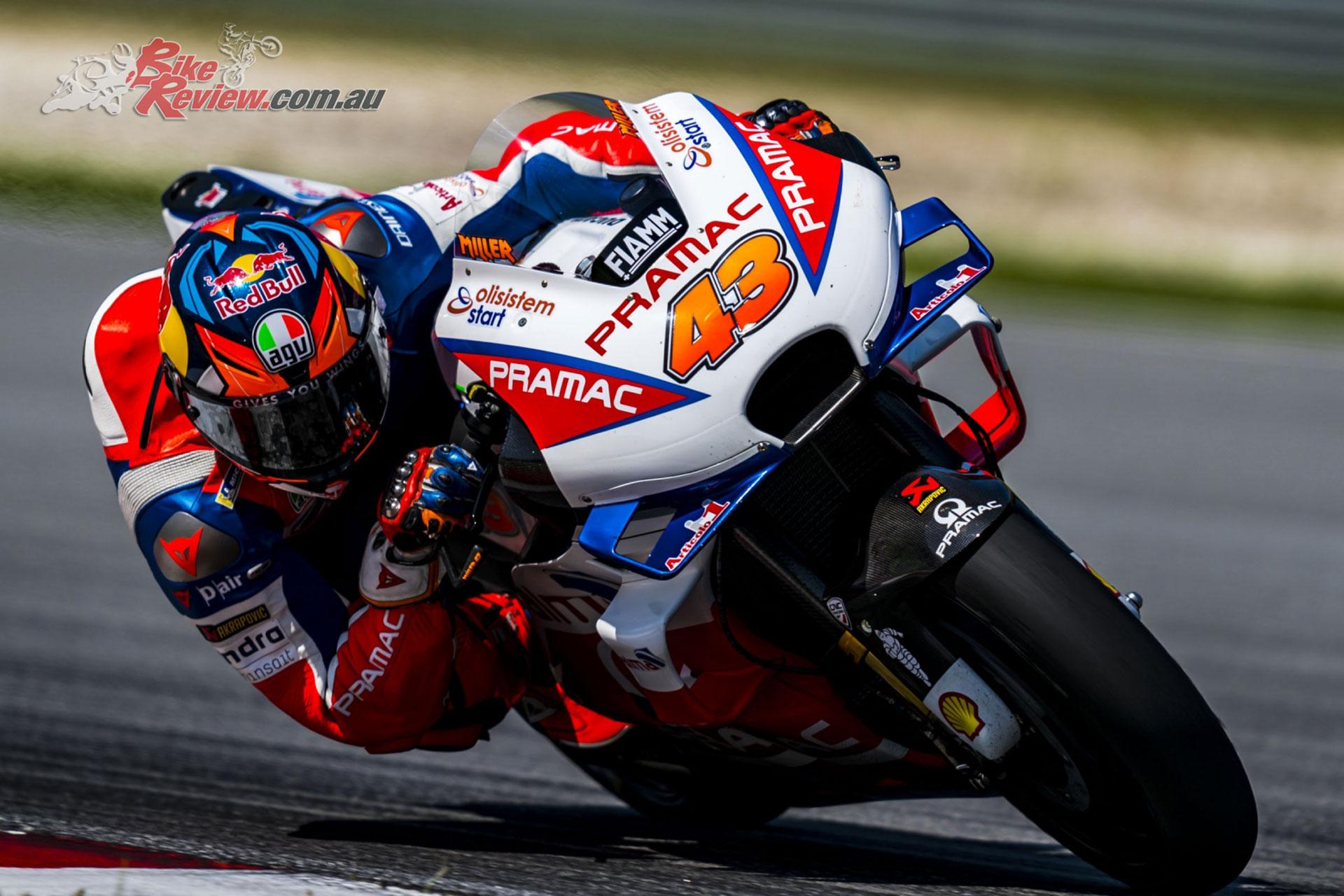 Jack Miller - Sepang MotoGP Test Day 1