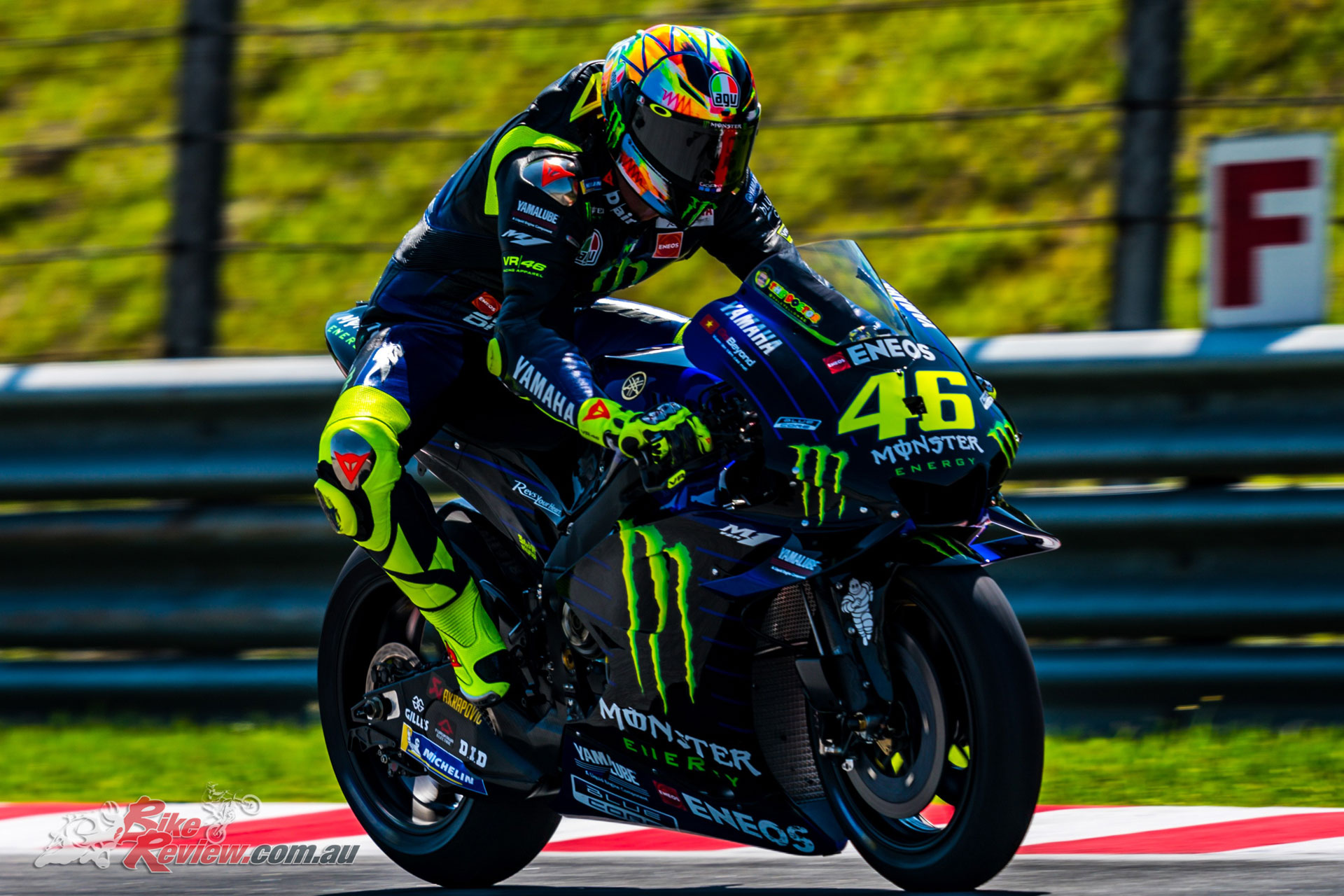 Valentino Rossi - Sepang MotoGP Test