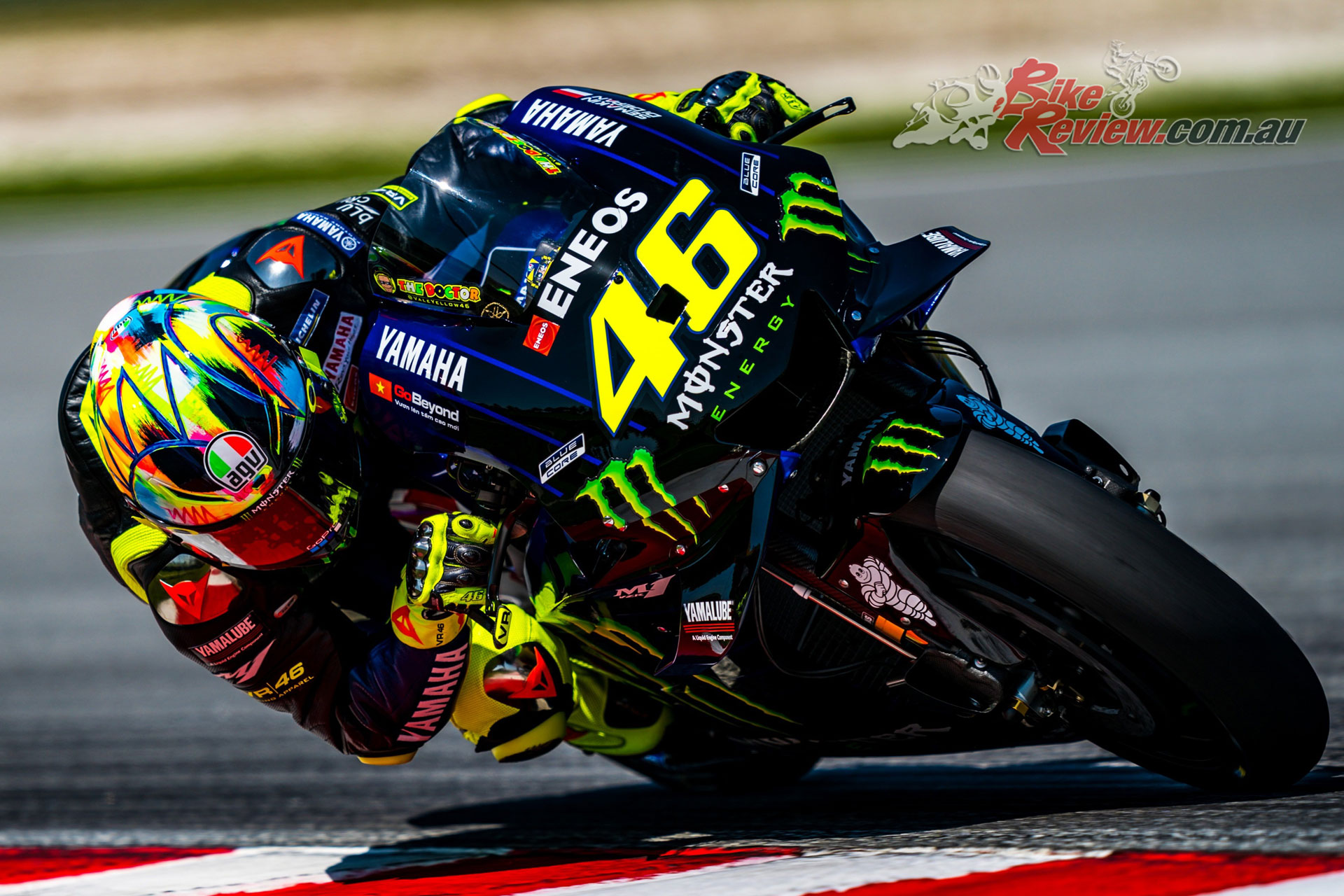 Valentino Rossi - Sepang MotoGP Test Day 1