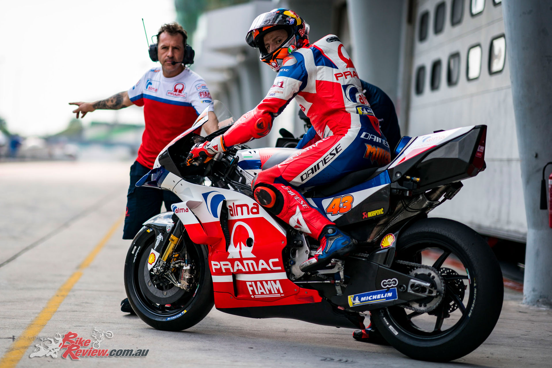 Jack Miller - Sepang MotoGP Test