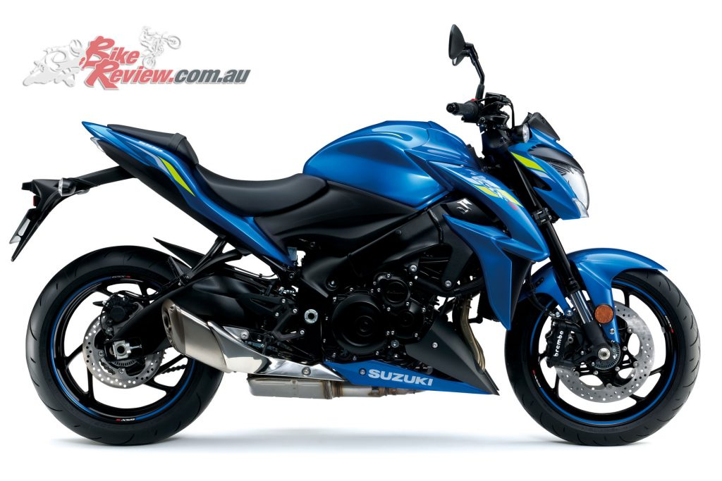 "The 2020 GSX-S1000 is available for only $15,790 R/A with Suzuki's ""Own The Street"" campaign."