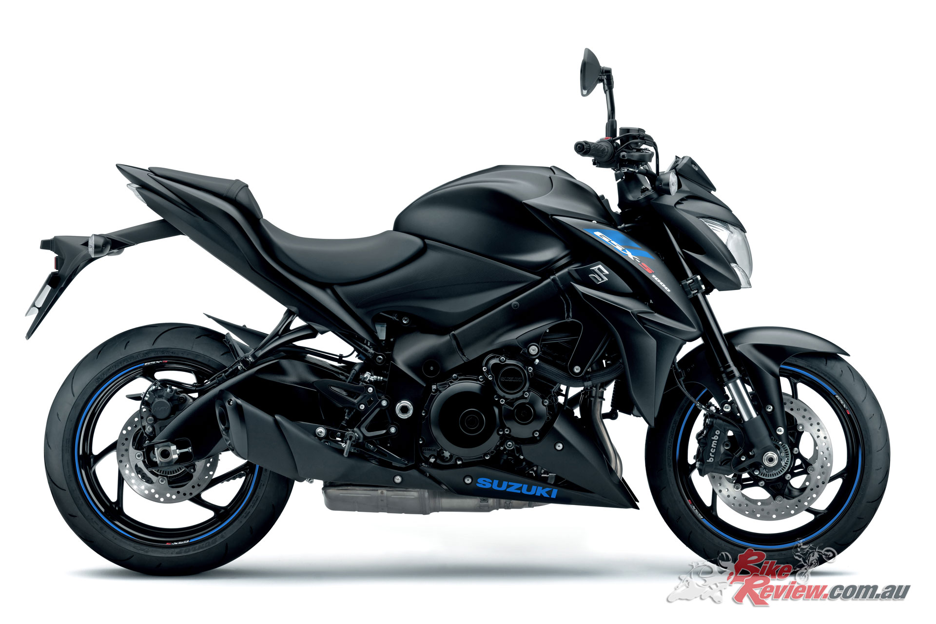 2019 Suzuki GSX-S1000 - Metallic Matte Black (Z-model)