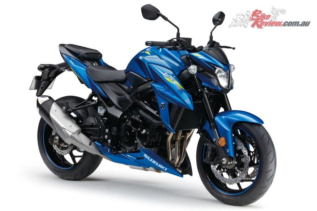 2019 Suzuki GSX-S1000 - Metallic Triton Blue