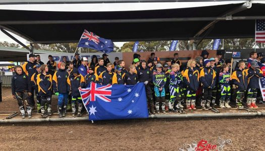 2019 Australian WJMX Team Applications Open