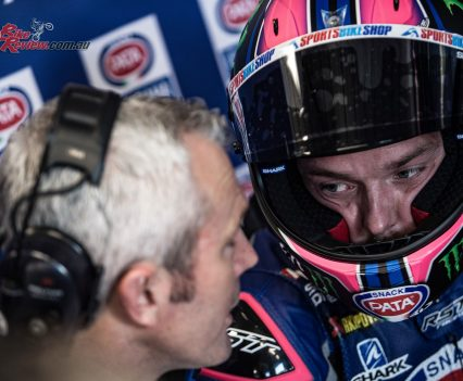 Alex Lowes - WorldSBK 2019 - Phillip Island, Race 1