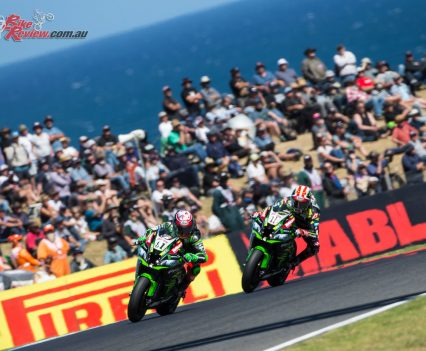 WorldSBK 2019 - Phillip Island, Race 1