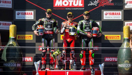 Win a three day pass to SBK from Motul Australia!