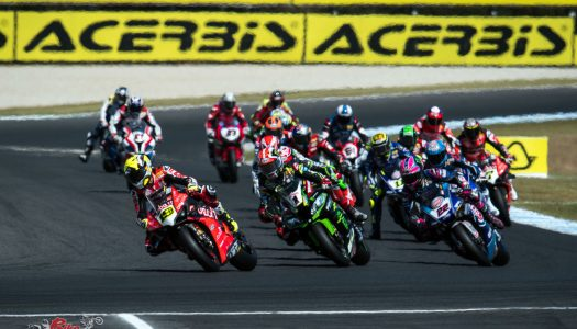 Bautista wins Sunday Sprint & Race 2 at WSBK Opener