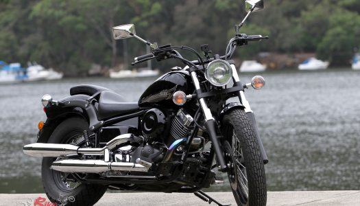 Video Review: Yamaha V-Star 650 Custom