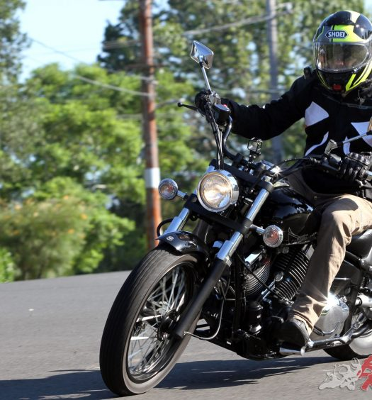 2019 Yamaha V-Star 650 Custom (XVS650) Motorcycle Review
