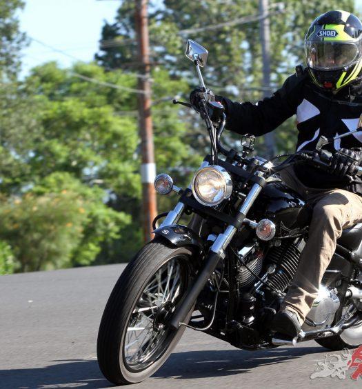 2019 Yamaha V-Star 650 Custom (XVS650) Motorcycle Review